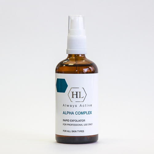 Holy Land ALPHA COMPLEX Rapid Exfoliator |Пилинг, 100 мл