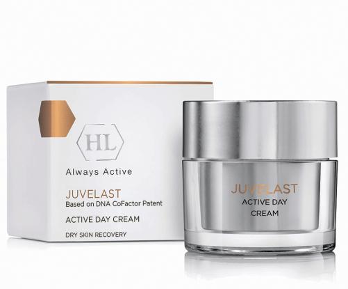 Holy Land JUVELAST Active Day Cream | Дневной крем, 250 мл
