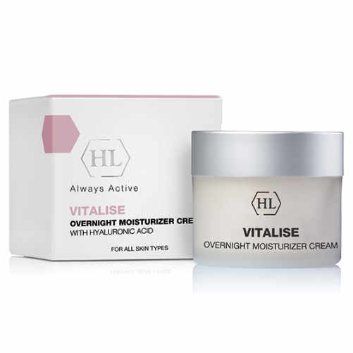 Holy Land VITALISE Overnight Moisturizer Cream | Крем, 50 мл