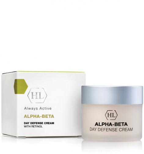 Holy Land ALPHA-BETA Day Defense Cream |Дневной защитный крем, 50 мл
