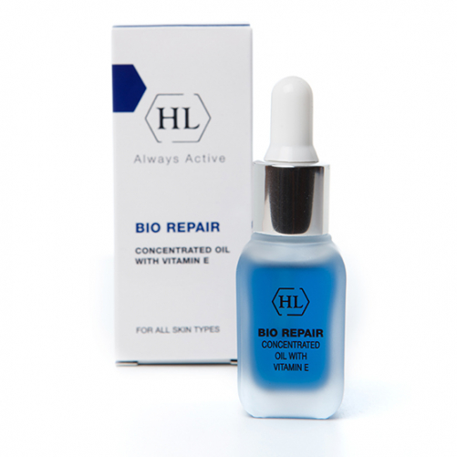 Holy Land BIO REPAIR Concentrated Oil | Масляный концентрат, 15 мл
