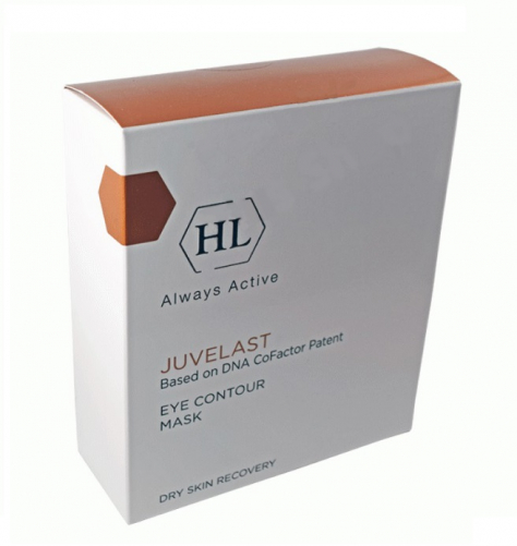 Holy Land JUVELAST EYE CONTOUR MASK | Маска для век, 5 шт